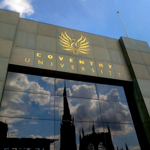 Coventry University - venue for Congress 2017