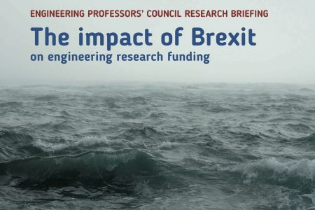 The impact of Brexit on engineering research funding