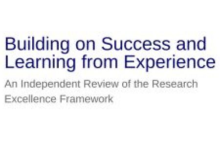 Lord Stern's Review of the Research Excellence Framework