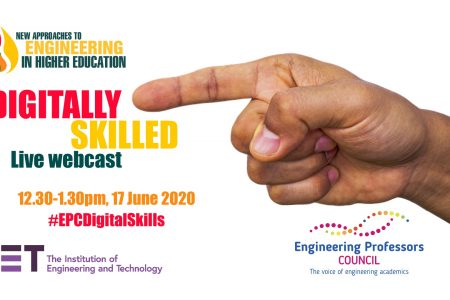 Digitally Skilled: New Approaches to Engineering HE