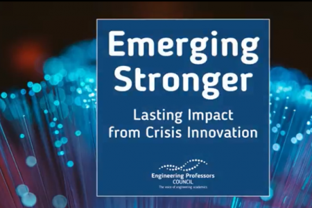 Emerging Stronger: Lasting Impact From Crisis Innovation – a new publication