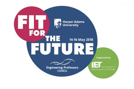 Bookings now being taken for EPC Annual Congress 2018: Is engineering HE fit for the future? An opportunity to network, gain and share insights and stay in touch with developments in policy and practice in teaching, research and innovation. Join us at Harper Adams University from 14th to 16th May 2018.