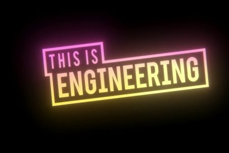 This is Engineering: a digital campaign for a digital generation with a digital future.